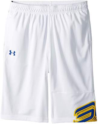Under Armour Kids Steph Curry 30 Shorts Boy's Shorts