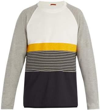Barena Venezia - Pajol Patchwork Sweatshirt - Mens - Multi
