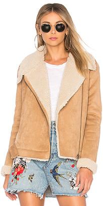 Tularosa Griffin Sherpa Coat