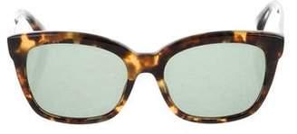 Dita Tortoiseshell Tinted Sunglasses