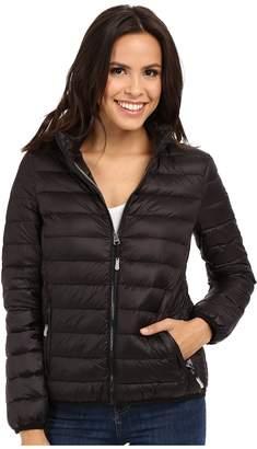 Tumi Clairmont Packable Travel Puffer Jacket Women's Coat