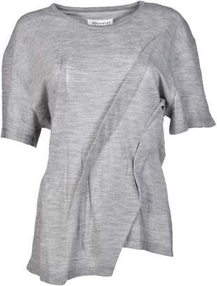 Maison Margiela Jersey Short Sleeve Top