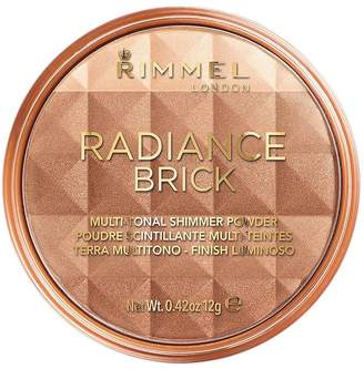 Rimmel Radiance Shimmer Brick 12g