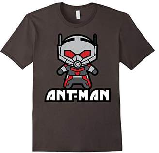 Marvel Ant-Man Tiny Miniscule Kawaii Cute Graphic T-Shirt