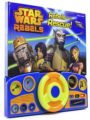Star Wars Rebels Steering Wheel Sound Book
