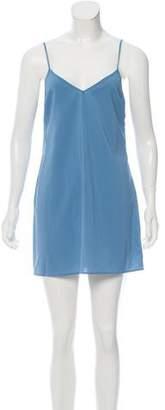 Galliano Sleeveless Mini Dress w/ Tags