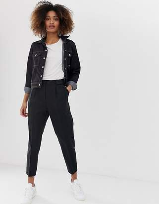 0bf687a97 Asos Design DESIGN tailored smart tapered trousers