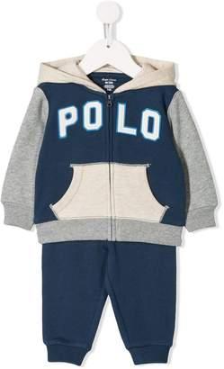 Ralph Lauren Kids Polo tracksuit set