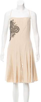 Doo.Ri Silk Midi Dress