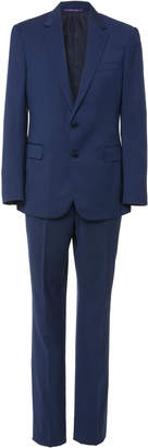 Ralph Lauren Douglas Slim-Fit Wool-Crepe Suit
