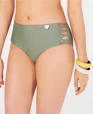 Body Glove Smoothies Crisscross-Sides Bikini Bottoms Women Swimsuit