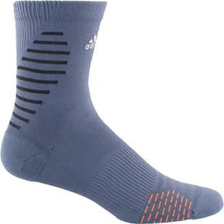 adidas Outdoor Running Single Mid Crew Sock