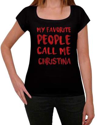 Christina One in the City t shirt my favorite people call me tshirt with words gift tshirt