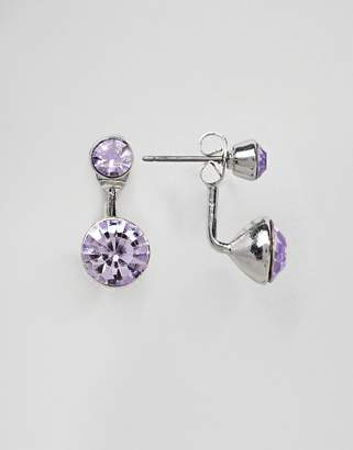 Asos DESIGN Jewel Swing Earrings