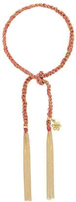 Carolina Bucci 18kt gold Lucky Friendship bracelet