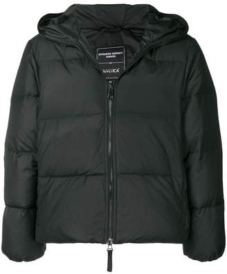 Duvetica Love hooded puffer jacket