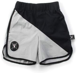 Nununu Youth Boy's Half & Half Surf Shorts