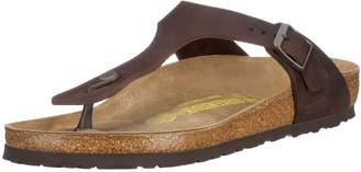 Birkenstock Original Gizeh Waxy Leather Regular width