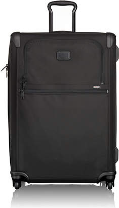 Tumi Alpha 2 Black Expandable Four-Wheeled Medium-Trip Packing Case Luggage