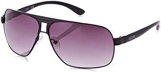 GUESS Men's GU6512BLK35 Sunglasses, Black (Negro)