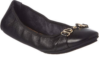Me Too Olympia Leather Flat