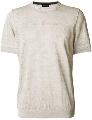 Roberto Collina knitted T-shirt