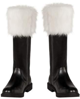 Christmas Adult Santa Boots