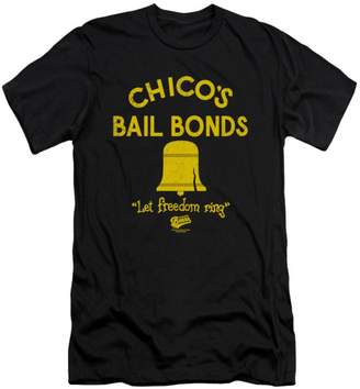 Chico's TeeShirtPalace The Bad News Bears Bail Slim Fit T-Shirt
