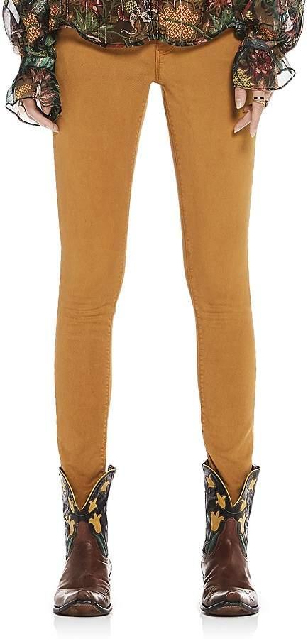 Scotch & Soda La Bohemienne Skinny Jeans in Ochre