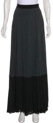 A.L.C. Wraparound Midi Skirt