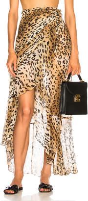 Charlotte Olympia Adriana Degreas x Pareo Skirt