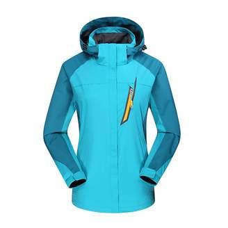 AfterSo Apparel Womens Waterproof Ski Jacket 3-in-1 Windbreaker Winter Coat Rain Sport AfterSo