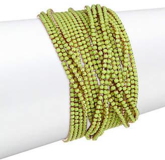 ABS by Allen Schwartz Multi-Row Stretch Bracelet