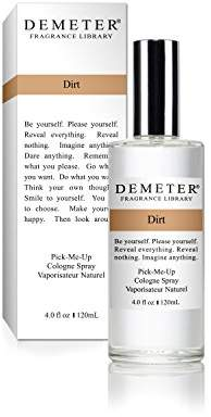 Demeter By For Men and Women. Dirt Cologne Spray 4 Ounces