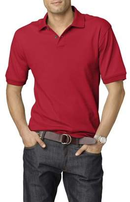 Arrow Men's Solid Cool Cotton Polo Shirt