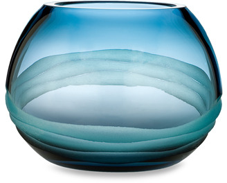 "Waterford Evolution by Oasis 9"" Crystal Round Bowl"