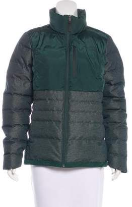 The North Face Puffer Zip-Up Jacket