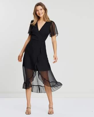 Atmos & Here ICONIC EXCLUSIVE - Verona Wrap Dress