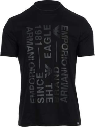Emporio Armani With Logo T-shirt