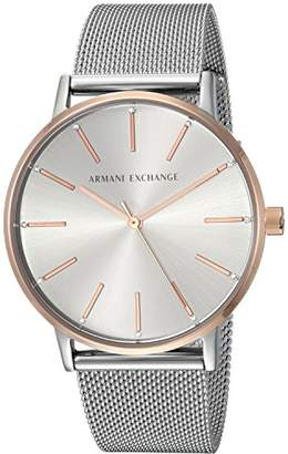 Armani Exchange Women's Dress Watch AX5537