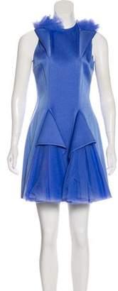Christopher Kane Cocktail Mini Dress