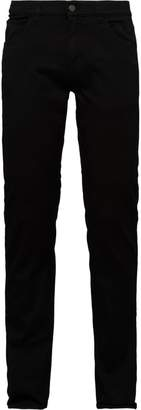 Prada Tapered-Fit Dip-Dyed Drill Jeans