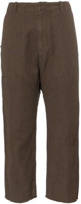 Nili Lotan Luna cropped trousers