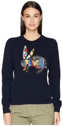 Paul Smith Bunny Sweater Women's Sweater