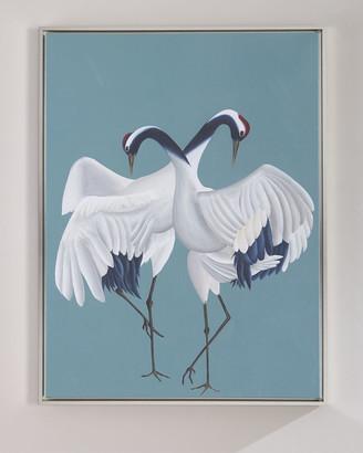"""Love Birds"""" Giclee Wall Art"""""""