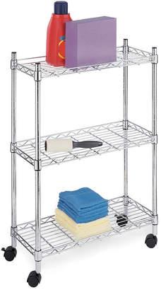 Whitmor 3-Tier Supreme Laundry Cart