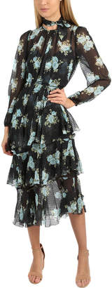Zimmermann Whitewave Tiered Dress