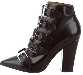 Laurence Dacade Galagher Ankle Boots $430 thestylecure.com
