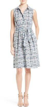 Women's La Vie Rebecca Taylor Floraison Shirtdress $295 thestylecure.com
