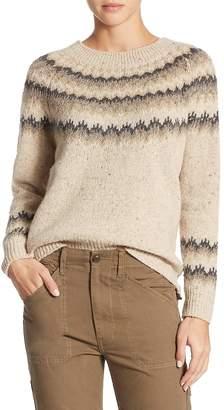 Vince Women's Fair Isle Cashmere Sweater